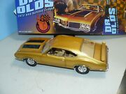 Dr Olds Gold 1970 Olds 442 Holiday Coupe , In The Box , The Box May