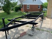 Tiny Home Trailer Frame 22ft Long X 8ft Wide