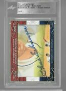 2017 Leaf Sports Icons Charlie Gehringer/bobby Doerr Dual Auto 'd 1/3