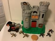 Vintage 1994 Fisher Price Great Adventures Castle Playset