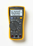 Fluke 117 Electricianand039s Multimeter With Non-contact Voltage