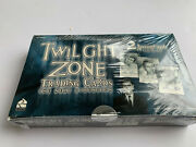Twilight Zone - The Next Dimension Series 2 Trading Cards - Sealed Box