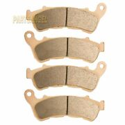 Front Sintered Brake Pads For Honda Cb 1000 Rabs And Cbf 1000 A/s/t/f Ab