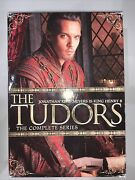 The Tudors The Complete Series Dvd Seasons 1, 2, 3, And 4