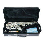 Brand New Yamaha Alto Saxophone - Yas 62s In Silver Plate - Ships Free Worldwide