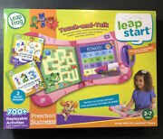 Leap Frog Touch And Talk Leap Start Set W/ 2 Books New