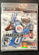 Madden Nfl 13 Ps3 New
