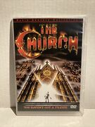 The Church Dvd, 2002, Anchor Bay- Oop, Out Of Print, Discontinued Dv11