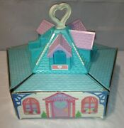 Tyco Quints Special House For 5 Playhouse Only Incomplete Vintage Doll House
