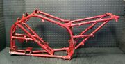 2003 Yamaha Blaster Yfs200 Frame Complete Frame W/t Matching Paperwork Chassis