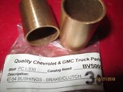 1947-54 Chevy And Gmc Truck Clutch And Brake Pedal Arm Bushings