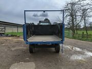 7 Ton Farm Tipping Trailer For Equestrian Use Small Holding For Tractor