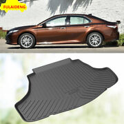 Car Rear Trunk Boot Trunk Liner Cargo Protector Mat For Toyota Camry 2018-2021