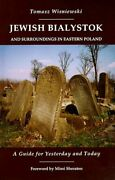 Jewish Bialystok And Surroundings In Eastern Poland Book