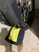 Ama Ice Tires Wrap And Ice Race Fenders For Dirty Bike Front And Rear
