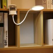 Miday Clip On Lamp,battery Powered Reading Lamp,clip On Light For Bed Clip