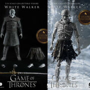 3a Threezero 1/6 Game Of Thrones The White Walkers Action Figure Model Deluxe