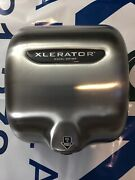 Xlerator Hand Dryer Xl-sb Brushed Stainless No Touch Wall Bathroom Excel Xl C W