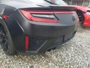 2017 Acura Nsx Rear Bumper Assembly Black Nh547w Complete With Sensors