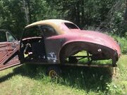 1939 Buick Business Coupe Project, All Panels, Rat Rod,