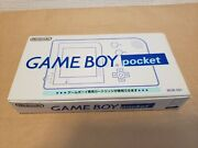 Gameboy Pocket Glico Sweepstakes Console Japan Mint Condition