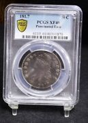 1817 Bust Half Dollar - Punctuated Date 181.7 - Pcgs Xf40 35357