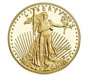 Us Mint American Eagle 2021 One Ounce Gold Proof 21eb Coin Mint Sealed Confirmed