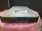 Ibm 9848-ae2 Flash System V9000 With Two Batteries And Rail Kit 02cl030 02cl197