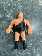Vintage Wwf Hasbro Andre The Giant Series 1 Loose Wrestling Action Figure