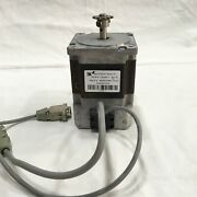 Seatel Pn 124039-1 Size 34 Double Stack Motor W/encoder. Made In Usa