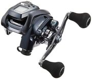 Shimano 20 Force Master 601dh Left Handed Elektrisch Reel New In Box
