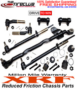 Xrf Lifetime 11-16 Ball Joints Center Link Tie Rod Kit Ford F250 F350 Sd Rwd