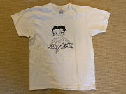 Supreme Betty Boop Ss16 Tee Size L Large Rare