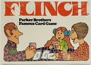 New And Sealed Vintage 1976 Flinchparker Brothers Famous Card Gamefive Fun Games