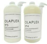 Olaplex No.4 And 5 Shampoo And / Or Conditioner 67.62 Oz Free Priority Shipping