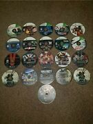 Huge Video Game Lot.186 Games.discs Only. Ps3 Xbox 360 Xbox One Ps4 Wiixbox