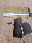 1973 Ford F350 Camper Trailer Special Spare Tire Cover Panel
