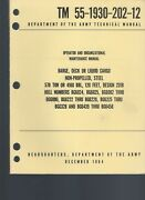 Historical Book For Barge Non-propelled Steel 578 Ton Design 231b Operator