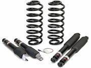 Front And Rear Air Spring To Coil Spring Conversion Kit For Chevy Tahoe N994yf