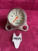 Harley Tach Tachometer Sportster Dyna Fxr Softail Autometer Pro Cycle