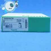 New In Box Schneider Switching Output 64 Points 24vdc0 1a Tsxdsy64t2k