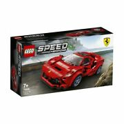 Lego Speed Champions 76895 Ferrari F8 Tributo Toy Car For Kids Free Shipping R
