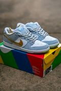 """New Nike Sb Dunk Low X Sean Cliver """"holiday Special"""" Size 11"""