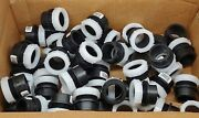 Lot Of 10 New Nibco 1.5 Abs Sink Drain Slip Joint Trap Adapter Dwv Male Fitting