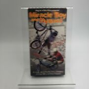 Miracle Boy And Nyquist - Bmx Bicycle Video Dave Mirra Ryan Nyquist Rare Vhs