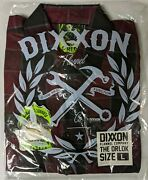 Dixxon Flannel Co The Orlok Limited Edition Menandrsquos L Rare Sold Out New Unopened