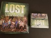 Lost Season 3 Factory Sealed Box And Binder Combo From Inkworks 2007