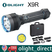 Super Bright Olight X9r Marauder 25000 Lumens Led Rechargeable Torch Waterproof