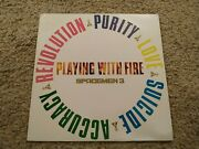 Record Vinyl Lps Albums Spacemen 3 Playing With Fire Indie Psychedelic Rock Ex