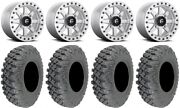 Fuel Maverick Bdlk Mh 14 Wheels 32 X-rox Dd Tires Sportsman Rzr Ranger